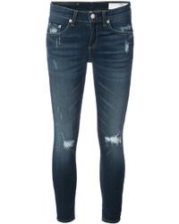 Rag & Bone Jean Cropped Jeans