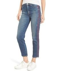 Hudson Jeans Zoeey High Waist Crop Jeans