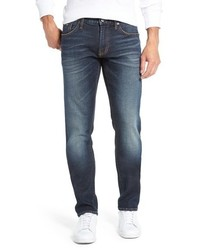 Jean Shop Jim Stretch Selvedge Slim Fit Jeans