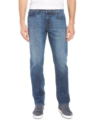 Fidelity Denim Jimmy Slim Straight Leg Jeans