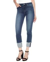 Joe's Jeans Joes Debbie High Waist Cuff Ankle Jeans