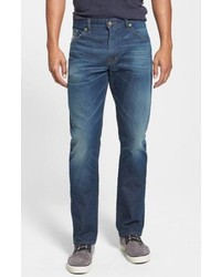Raleigh Denim Jones Slim Straight Fit Jeans