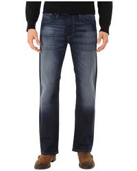 Mavi Jeans Josh Regular Rise Bootcut In Ocean Maui