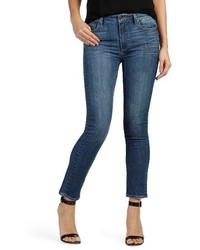 Paige Julia High Waist Straight Leg Jeans