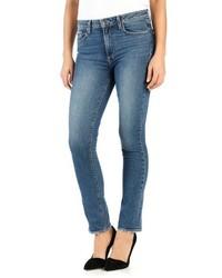 Paige Julia High Waist Straight Leg Jeans