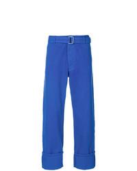AMI Alexandre Mattiussi Large Fit Jeans
