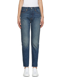 Levi's Blue Wedgie Fit Jeans