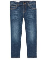 Gucci Little Boys Boys Stretch Skinny Jeans