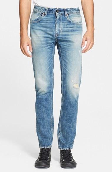 Tack slim-fit jeans - Blue Levi's IodVm