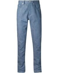 MAISON KITSUNÉ Maison Kitsun Slim Fit Jeans