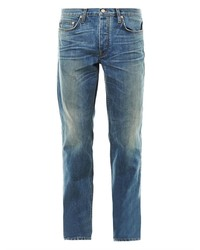 Marc by Marc Jacobs Faded Slim Leg Jeans