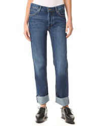 MiH Jeans Mih Jeans Phoebe Cuffed Jeans