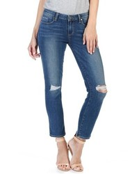 Miki crop ankle straight leg jeans medium 845079