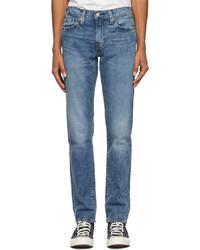 Levi's Navy 511 Slim Jeans