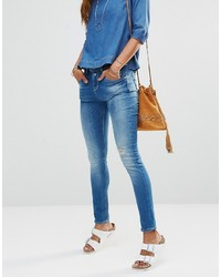 Only Lise Antifit Slouchy Jeans