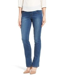 Jag Jeans Peri Pull On Straight Leg Jeans