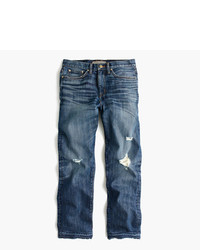 Point Sur Shoreditch Straight Jean With Let Down Hem