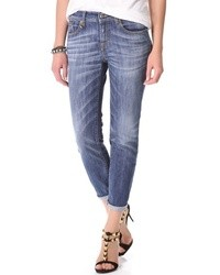R 13 R13 Relaxed Skinny Jeans