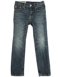 Ralph Lauren Stretch Stonewashed Denim Jeans