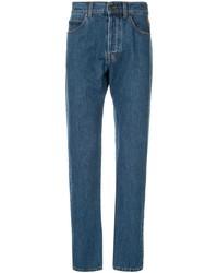 MSGM Regular Straight Leg Jeans