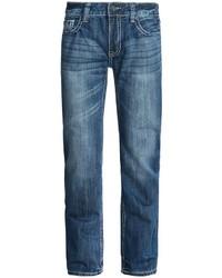 Rock Roll Cowboy Pistol Double V Jeans