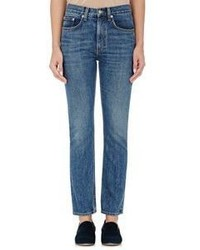 Brock Collection Selvedge Denim Straight Leg Jeans