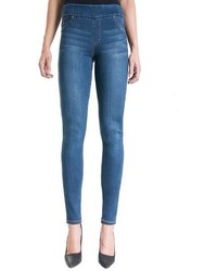 Liverpool Sienna Mid Rise Soft Stretch Denim Leggings