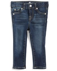 7 For All Mankind Skinny Fit Jeans