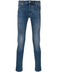AMI Alexandre Mattiussi Slim Fit 5 Pocket Jeans
