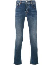 AMI Alexandre Mattiussi Slim Fit Jeans