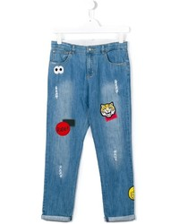 Stella McCartney Kids Dandy Badges Jeans