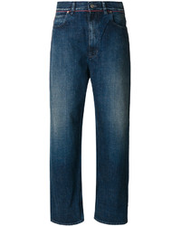 Golden Goose Deluxe Brand Stone Washed Cropped Jeans