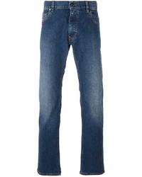 Stonewash straight leg jeans medium 779475