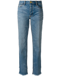 Tory Burch Straight Jeans