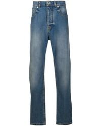 Lanvin Straight Leg Jeans
