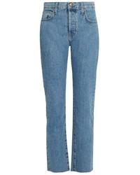 Current/Elliott The Original Straight Leg Jeans