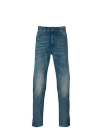 Gucci Tiger Tapered Denim Jeans