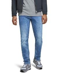 Jack & Jones Tim Original Am 781 50sps Slim Straight Leg Jeans