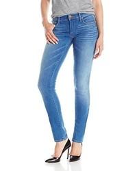 True Religion Cora Mid Rise Straight 34 Inch Jean