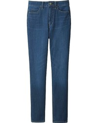 Uniqlo Ultra Stretch High Rise Ankle Jeans