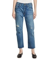 Vince Union Slouchy Denim Jeans Craftsman