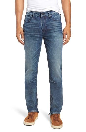 Hudson Jeans Vaughn Biker Skinny Fit Jeans