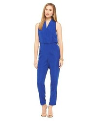 Chandi Lia Sleeveless Jumpsuit Royal Blue