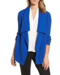 Mixed cotton knit cardigan medium 5170055