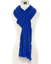 jcpenney Mixit Trend Mixit Cable Knit Scarf