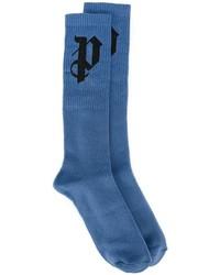 Palm Angels P Knit Socks