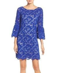 Lace shift dress medium 951927