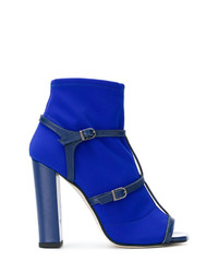 Marc Ellis Open Toe Ankle Boots