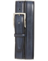 Canali Calfskin Leather Belt