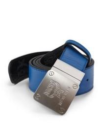 MCM Reversible Leather Belt